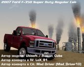 Ford F-350 Super Duty Regular Cab 2008