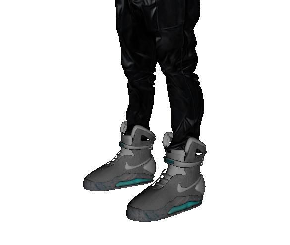 best website bfc41 d56ee Nike Air Mag V2 HD For T.I.P