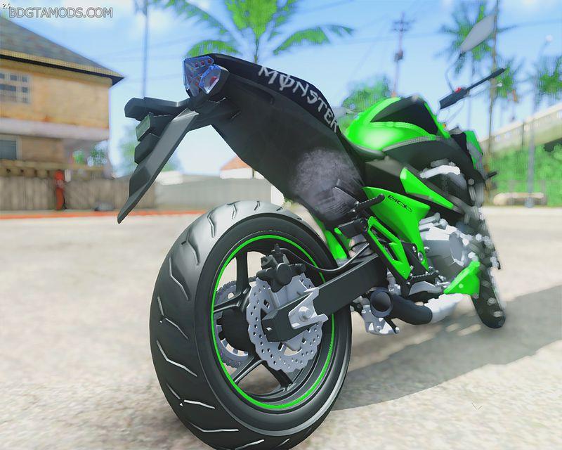 Kawasaki Bikes Sa