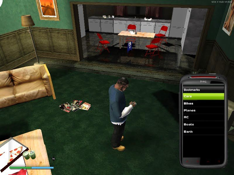 GTA San Andreas Interactive Phone Mod Mod - GTAinside com