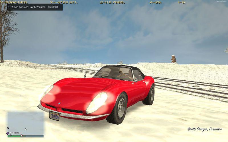 GTA San Andreas GTA V Vehicles ADDED [not replaced] to SA v7