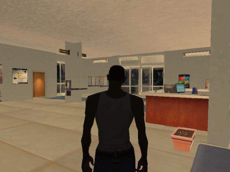 Gta San Andreas Hospital Interior Mod Mod Gtainside Com