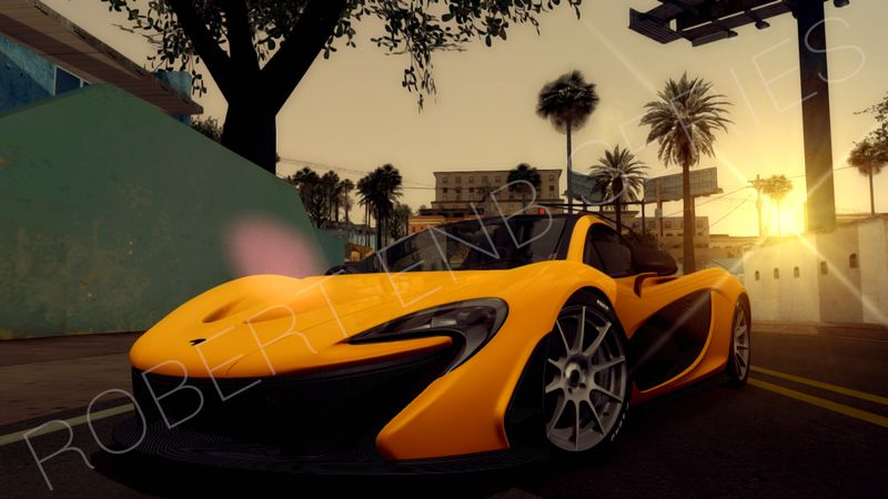 Gta San Andreas Natural And Realistic Enb For Samp Mod