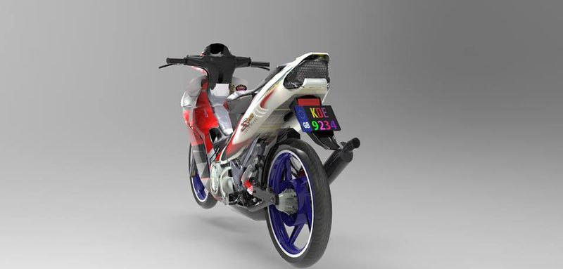 Gta San Andreas Yamaha 125zr Mod Gtainside Com