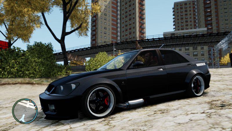 GTA 4 GTA IV SULTAN SULTAN-RS Mod - GTAinside.com