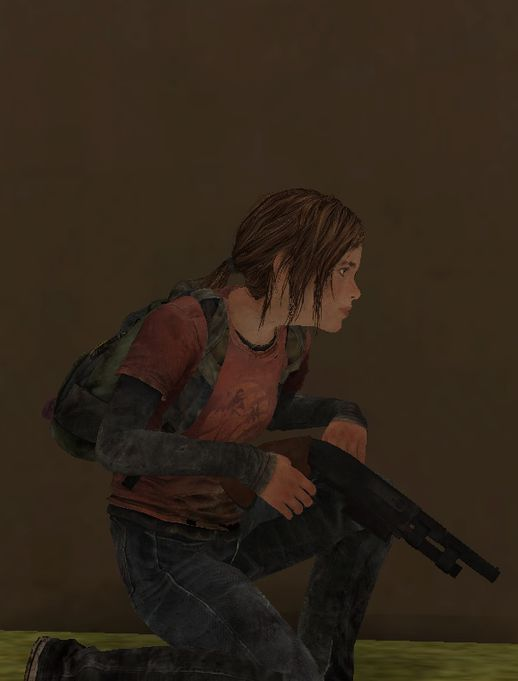 Shorty from The Last of Us