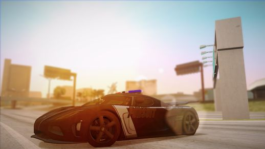 Need for Speed Rivals Agera R V2.0