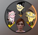 Ed Edd n Eddy Player Switch Icons
