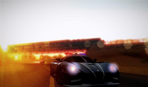 Need for Speed Rivals Agera R V3.0