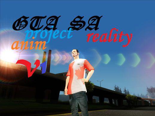 Project REALITY ANIM v1