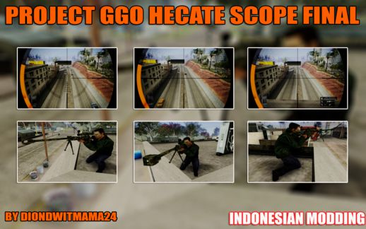 Project GGO Hecate Scope Final
