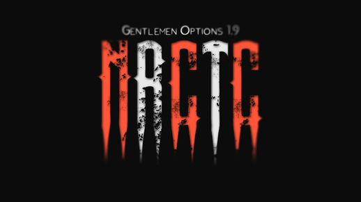Gentlemen Options 1.9 Narcotica