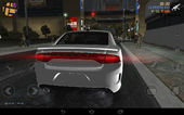 2015 Dodge Charger Hellcat for GTA III Mobile