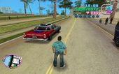 Special Cars in Vice City Traffic