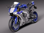 Forward-Inclined Parallel Sound: Yamaha YZF-R1M