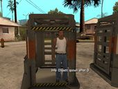 Prision Box Mod Object DYOM