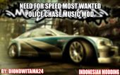 NFS MW Police Chase Music Mod