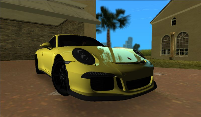 gta 3 porsche 911 gt3 14 39 mod. Black Bedroom Furniture Sets. Home Design Ideas