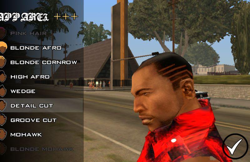 GTA San Andreas HD Cj 2015 for Android Mod - GTAinside com