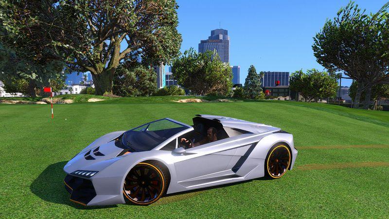 Best Real Car Mod Gtav