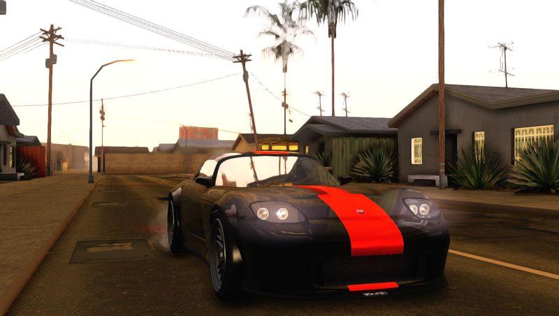 Gta San Andreas Banshee Gta V Mod Gtainside Com