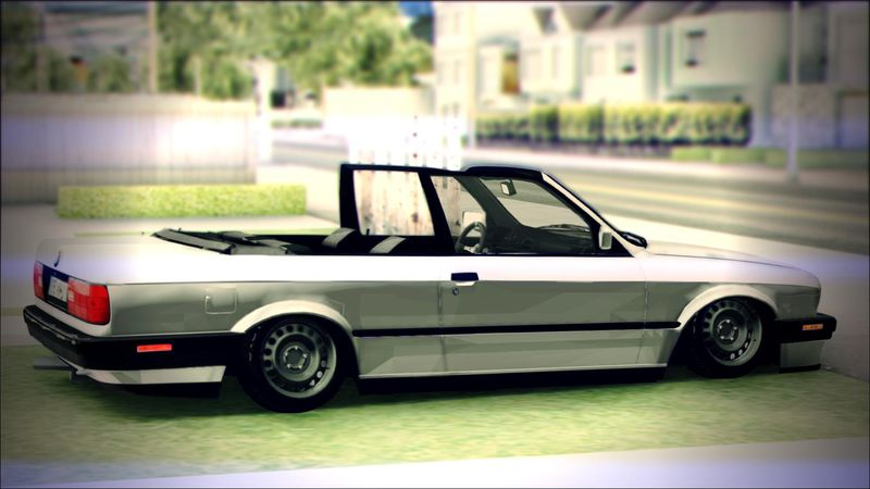 gta san andreas bmw e30 cabrio mod. Black Bedroom Furniture Sets. Home Design Ideas