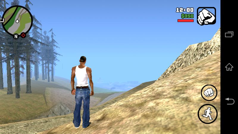 GTA San Andreas Cam GTA 5 for Android Mod - GTAinside com