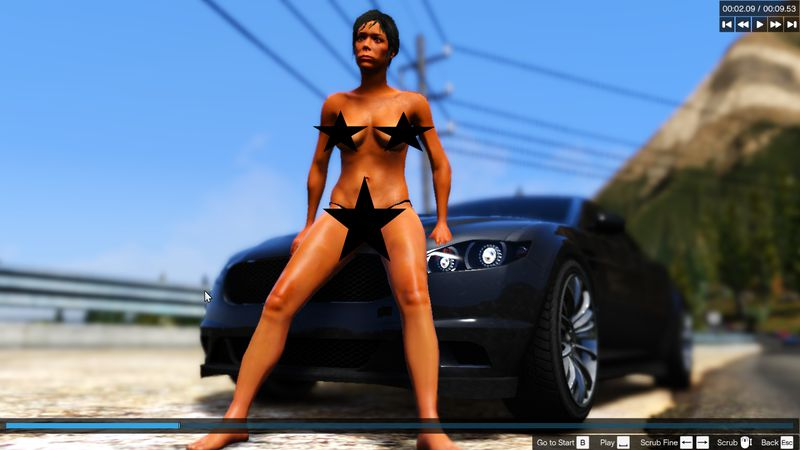 grand theft auto iv naked girl pics