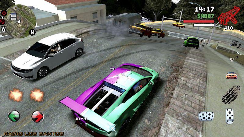 Resultado de imagem para GTA San Andreas android lite