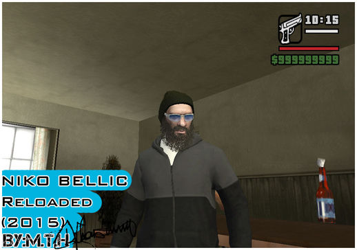 Niko Bellic Reloaded (2015)