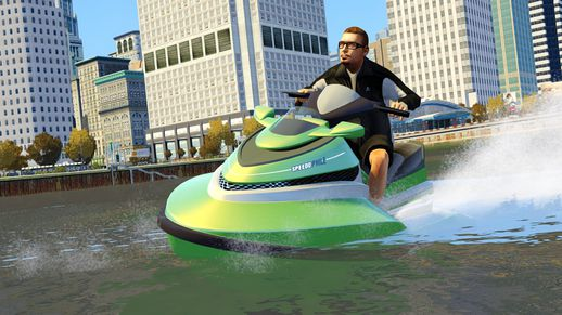 GTA V PC Sea Shark
