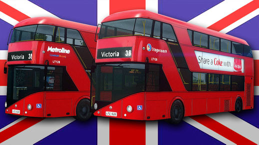 New Bus For London 'Borismaster' Mod