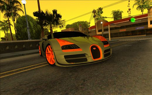 Gta 3 Bugatti Veyron Mod Gtainside