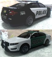 GTA V Vapid Unnamed & Police Interceptor v.2