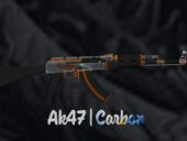 AK47 Carbone edition