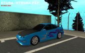 Acura Integra Fast And Furious