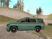SACFR San Andreas County Fire Rescue 2015 Tahoe v1
