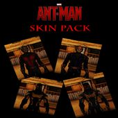 Ant Man Skin Pack