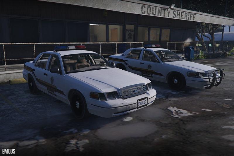 Top Five Sheriff Cars Gta 5 - Circus