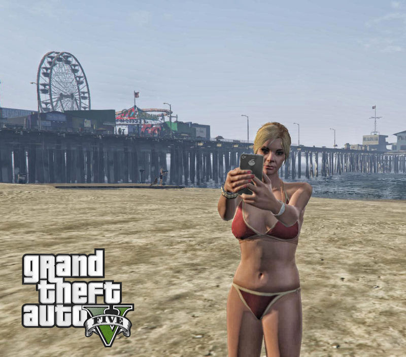from Kristian naked girls off of gta