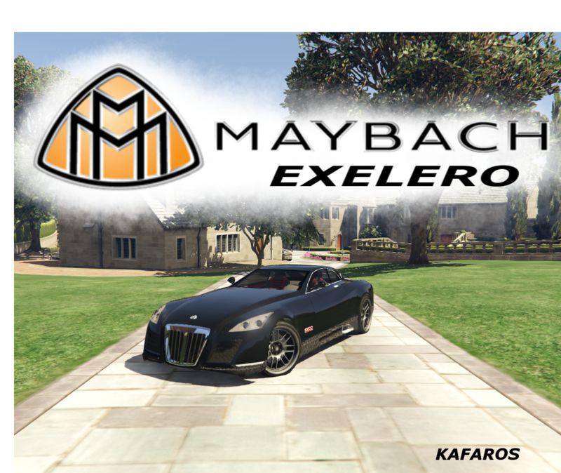 maybach exelero wiki