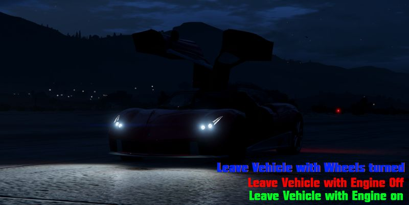 GTA 5 Fix Wheel Turn Back 2 3 1 Mod - GTAinside com