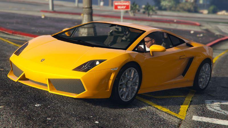 Gta 5 Lamborghini Gallardo Lp560 4 Mod Gtainside Com