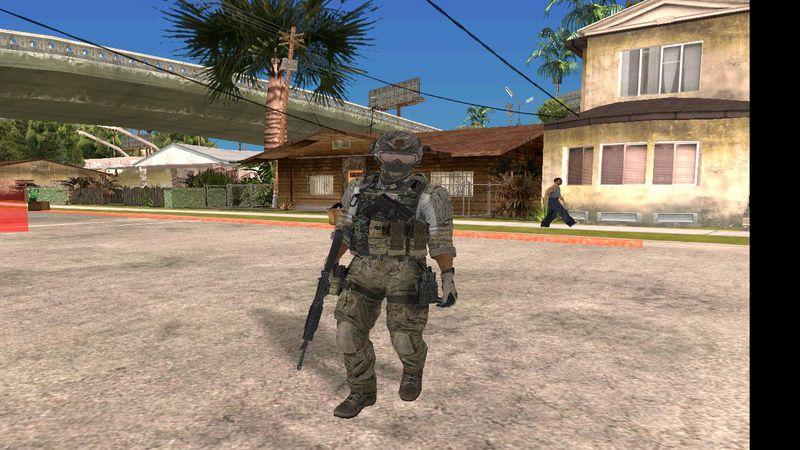 GTA San Andreas Derek