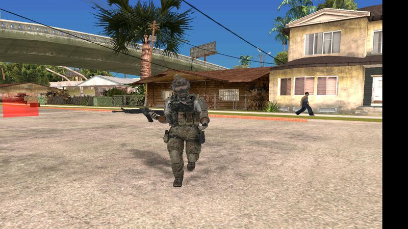 Mw3 Frost Face: Midway Mods: [REL] CoD MW 1/2/3 Characters Reskins
