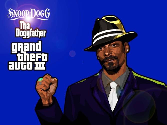 Snoop dogg tha doggfather lyrics