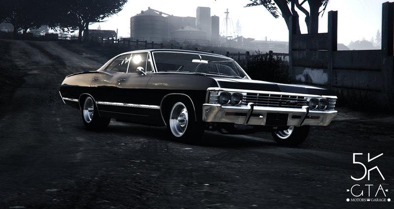 gta 5 chevrolet impala 67 mod. Black Bedroom Furniture Sets. Home Design Ideas