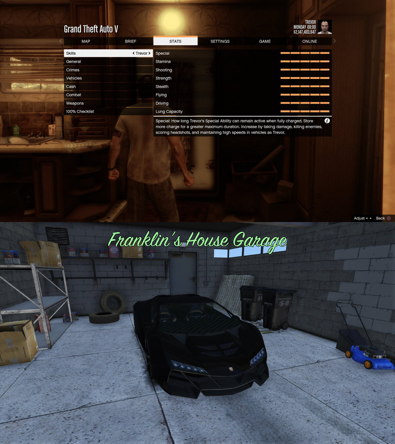 Gta 5 Garage: GTA 5 Ultimate 100% Perfect Game Save Rev2.4 Mod