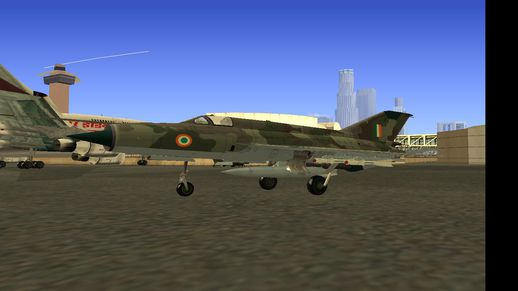 Mig 21 Indian Air Force