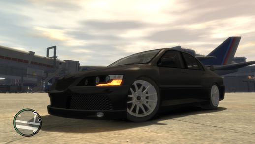 Mitsubishi Lancer Evolution VIII MR NFS Edition